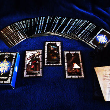 The Original Renaissance Pleasure Faire Tarot Card Deck Limited Edition