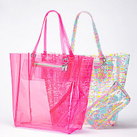 Vinyl Tote Bag - Victoria's Secret