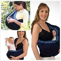 Baby Carrier Stretchy Sling Wrap