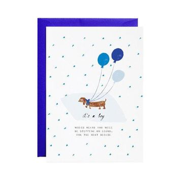 One Precious Pup Card