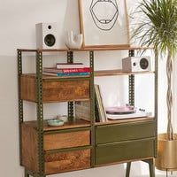Fisher Storage Unit | Urban Outfitters