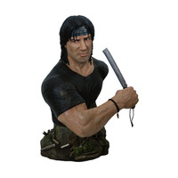 Rambo IV 1:2 Scale Bust