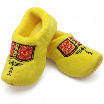 Novelty Clog Farmers Slippers