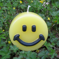 SMILEY FACE Candle