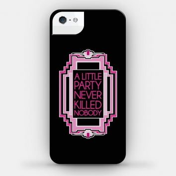 A Little Party Never Killed Nobody Case