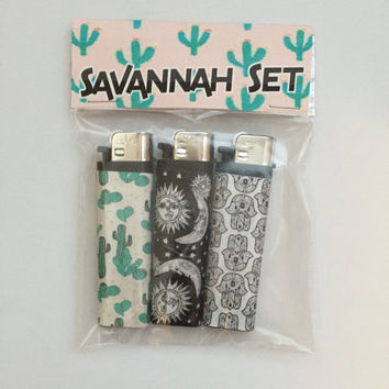 The Savannah Set