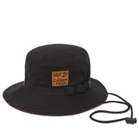 Vans Captain Fin Bucket Hat - Mens Backpack - Black -
