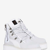 FENTY PUMA by Rihanna Fenty Leather Platform Sneaker Boot