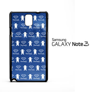 Grizzly Griptape Wallpaper X2283 Samsung Galaxy Note 3 Case