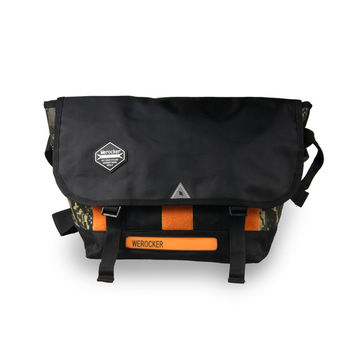 Lightning Shoulder Bags Casual Backpack Korean Messenger Bags [4915453508]