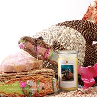 Mermaid Kisses Jewelry Candle - Limited Jewels & Ring Sizes!