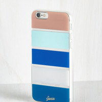 Minimal You Make the Call iPhone 6 Case in Cool Tones by ModCloth