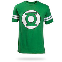 Green Lantern Hockey Stripe Tee