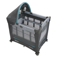 Graco Travel Lite Crib with Stages - Spin