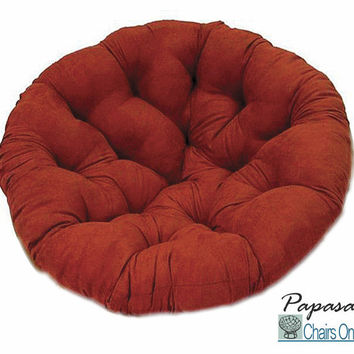 "48"" Papasan Cushion in Micro Suede (Cushion Only)"