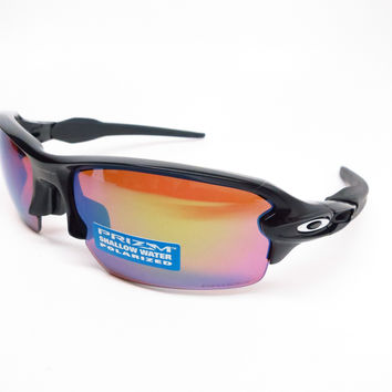 Oakley Flak 2.0 OO9271-11 Polished Black Sunglasses