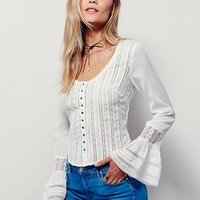 Free People Like A Star Top