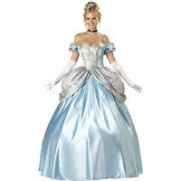 InCharacter Costumes Womens Enchanting Princess Halloween Party Dress Costume