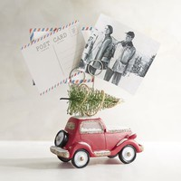 Vintage Car Photo Holder