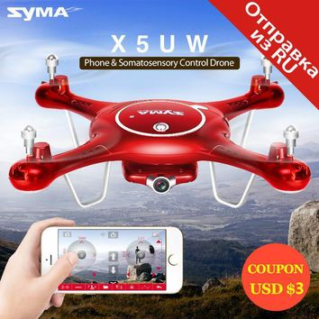 Syma X5UW Drone With WiFi