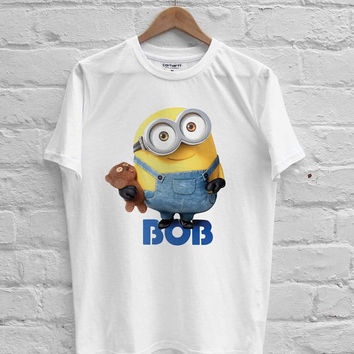Bob the Minion T-shirt Men, Women Youth and Toddler