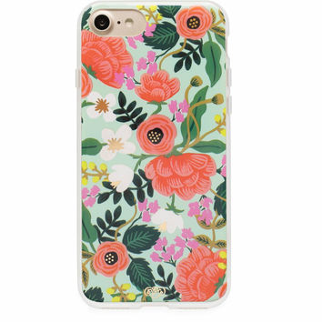 Mint Birch iPhone 7 Hard Case