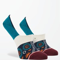 Stance Royalty No Show Socks - Womens Scarves - Blue - SIZE  S/M