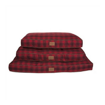 Pendleton Napper Dog Bed — Red Ombre