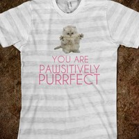 PAWSITIVELY PURRFECT - Glam Tops