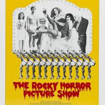 Rocky Horror Picture Show The Rhps Movie Poster 11x17 Mini Poster