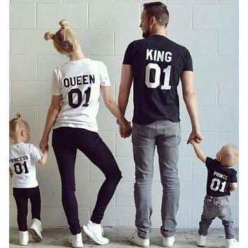 """Royal"" Family Matching T-Shirt"