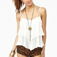 Float On Tank in  What's New at Nasty Gal