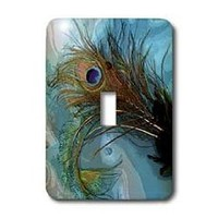 Beautiful Peacocks Decorative Switchplate Cover