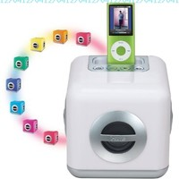 iHome iH15 Color Changing 30-Pin iPod Speaker Dock:Amazon:MP3 Players & Accessories