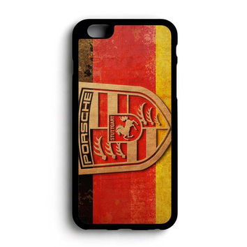 Porsche German Logo iPhone 6+ Case