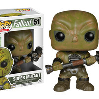 Pop! Games - Fallout - Super Mutant 51 Vinyl Figure (New)