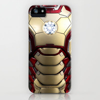 Iron/man mark XLII iPhone & iPod Case by Emiliano Morciano (Ateyo)