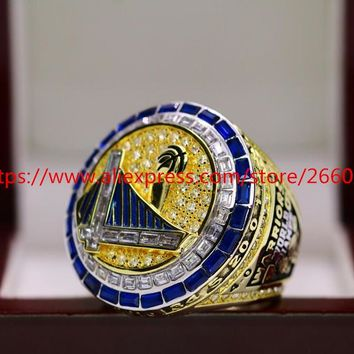 The spot sale 2016- 2017 Golden State Warriors National Basketball Championship Copper Ring 7-15 Size   CURRY