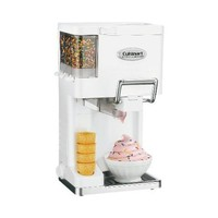 Amazon.com: Cuisinart ICE-45 Mix It In Soft Serve 1-1/2-Quart Ice-Cream Maker, PURPLE (Purple): Kitchen & Dining
