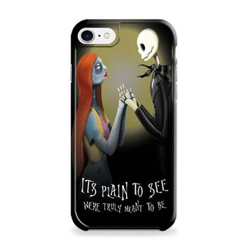 Nightmare Before Christmas (jack sally) iPhone 6 | iPhone 6S Case