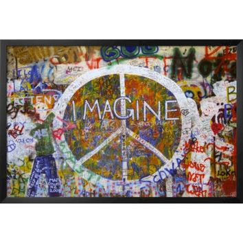 Art.com - Peace Wall