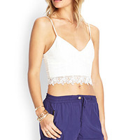 FOREVER 21 Zip-Pocket Woven Shorts