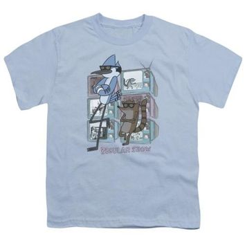 Regular Show TV Too Cool Youth T Shirt