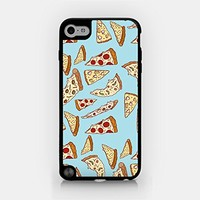 for iPod Touch Gen 5 - Pizza Pattern - Pizza Slices - Fast Food Pattern