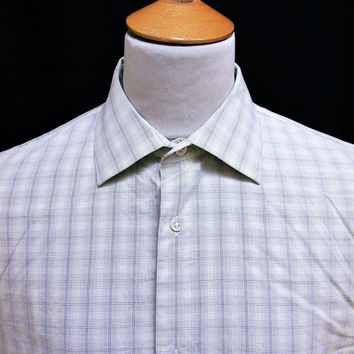 Vintage Banana Republic Check Shirt XL