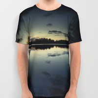 Speechless All Over Print Shirt by HappyMelvin | Society6