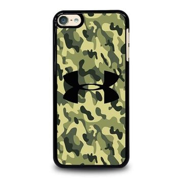 CAMO BAPE UNDER ARMOUR iPod Touch 4 5 6 Case Cover