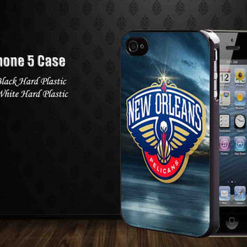 New Orleans Pelicans Logo ,Iphone 5 case,iphone 4,4S,samsung galaxy s2,s3,s4 cases, accesories case,cell phone