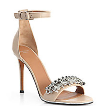 Givenchy - Jeweled Mona Sandals - Saks Fifth Avenue Mobile