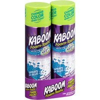 Kaboom Foam-Tastic Fresh Scent Bathroom Cleaner, 19 oz, 2 count - Walmart.com